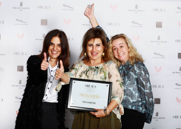 OHLALA Announces Winners of the Spa & Wellness Awards 2020
