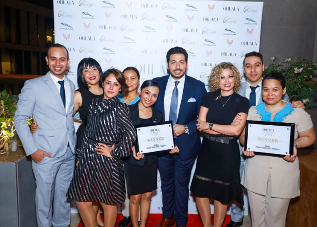 2019 Ohlala Spa & Wellness Awards Doha